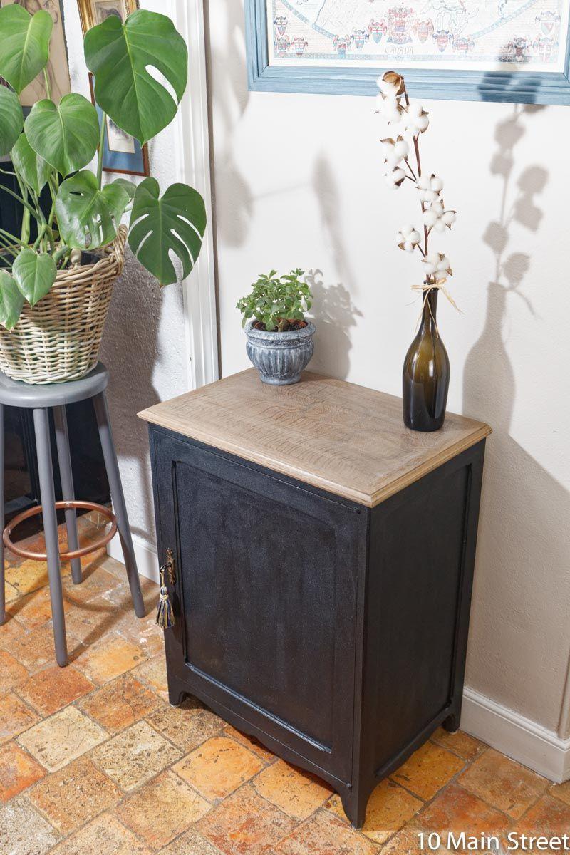 Peinture A Paillette Pour Meuble le confiturier noir pailleté | mobilier de salon