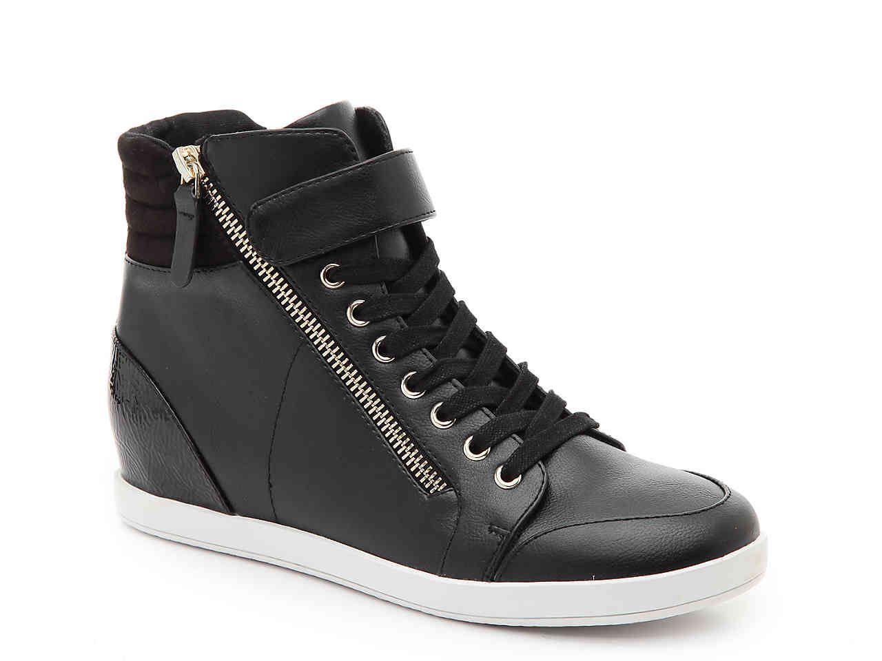 Mix No. 6 Gwelia Wedge Sneaker | Black
