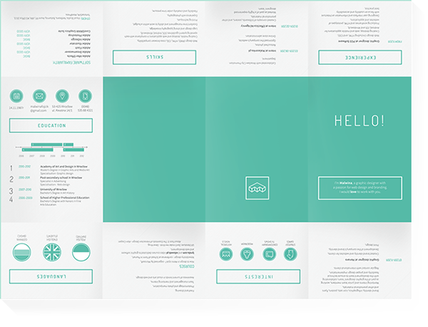 Personal branding on Behance | Resumes | Pinterest | Personal ...