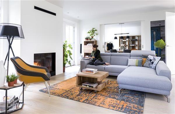 Fauteuil Jax uit de #moderne #design collectie van #Xooon - moderne wohnzimmer gestalten