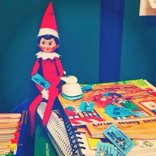 Style and Sprinkles: Classroom Elf