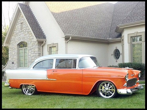 1955 Chevrolet 1955 Chevrolet Chevrolet Bel Air Classy Cars