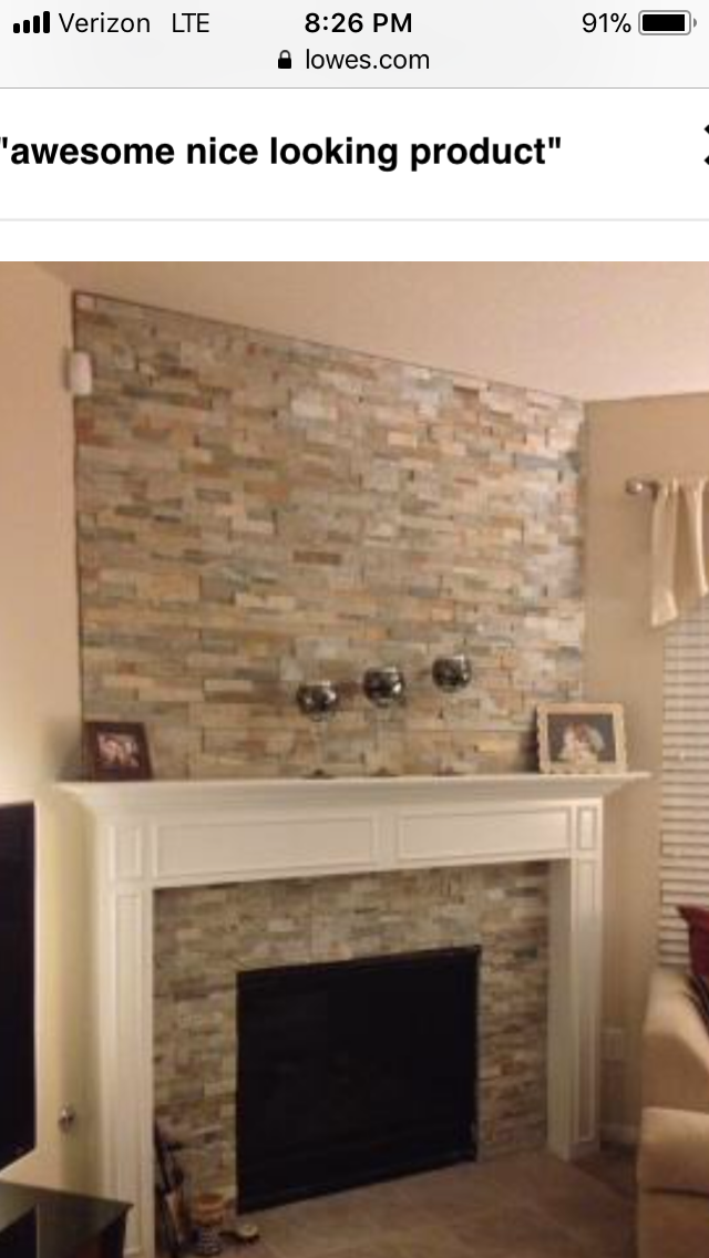 Pin By 7 Maple Design On Above The Fireplace Brick Fireplace