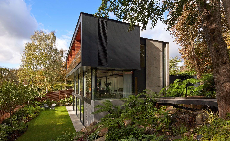 Stanton Williamsu0027 Private Residence On The Edge Of Londonu0027s Hampstead Heath  Provides A Breath Of Fresh Air Idea