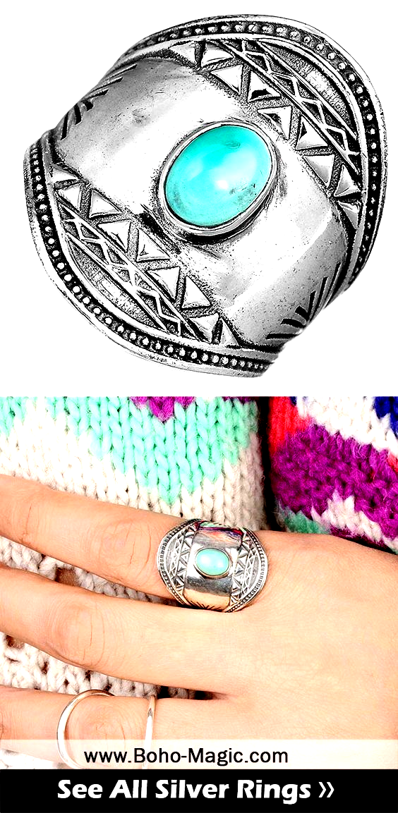 Boho rings Women, Sterling Silver Ring, wanderlust bohemian jewelry, cuff ring, statement rings, nice rings, simple ring, handmade rings, Turquoise ring, Turquoise jewelry western jewelry, southwest jewelry, southwest boho fashion, wanderlust, unique gemstone rings birthstone, gemstone jewelry #bohomagic #bohojewelry #bohofashion #silverrings #silverringsjewelry #sterlingsilver #gemstonerings #uniquejewelry #silver #jewelry #rings #bohostyle