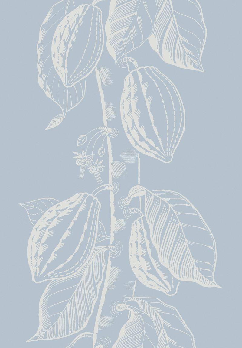 Cole Son Wallpaper 89 11045 Cs Cocoa Blue Cole Son Wallpaper