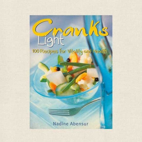Cranks Light Cookbook - UK Restaurants at CookbookVillage.com