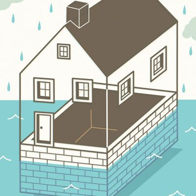 Photo: Fiona Lea/Getty Images | thisoldhouse.com | from 3 Steps to Prevent Basement Leaks