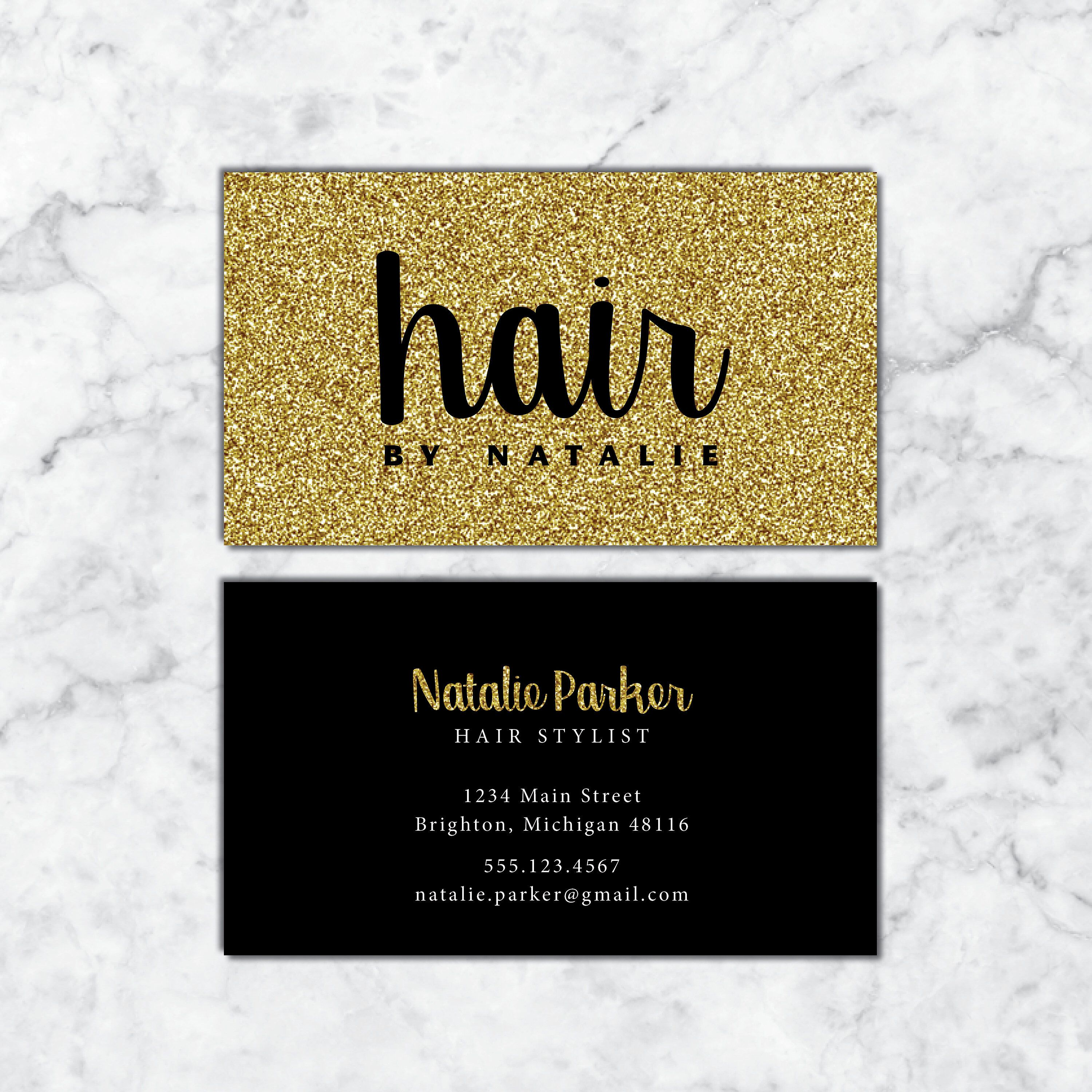 Business cards hairstylist hairdresser business cards white and business cards for hair stylist black and gold glitter hair business cards hairdresser business colourmoves