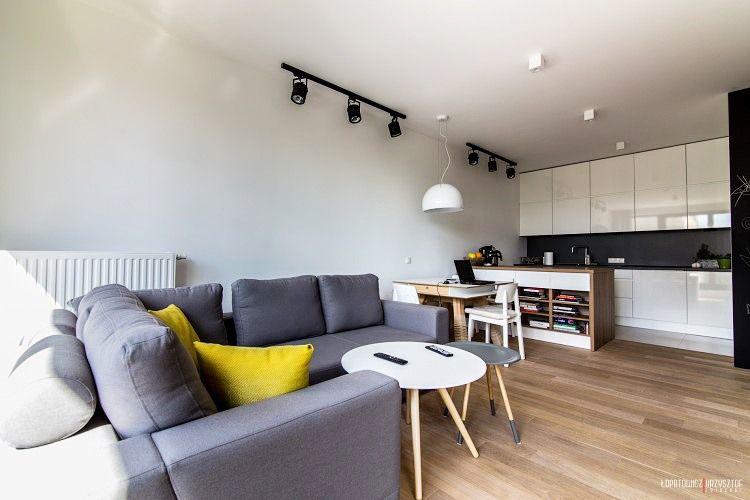 Inspiration déco : Un petit appartement avec une décoration ...