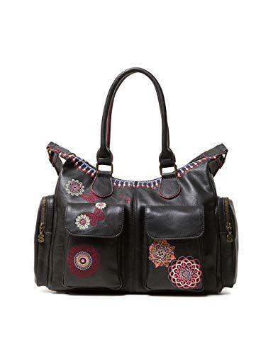 Bag Portés Chandy Desigual Sacs Épaule Noir Women London Femme ZOPXuTkiwl