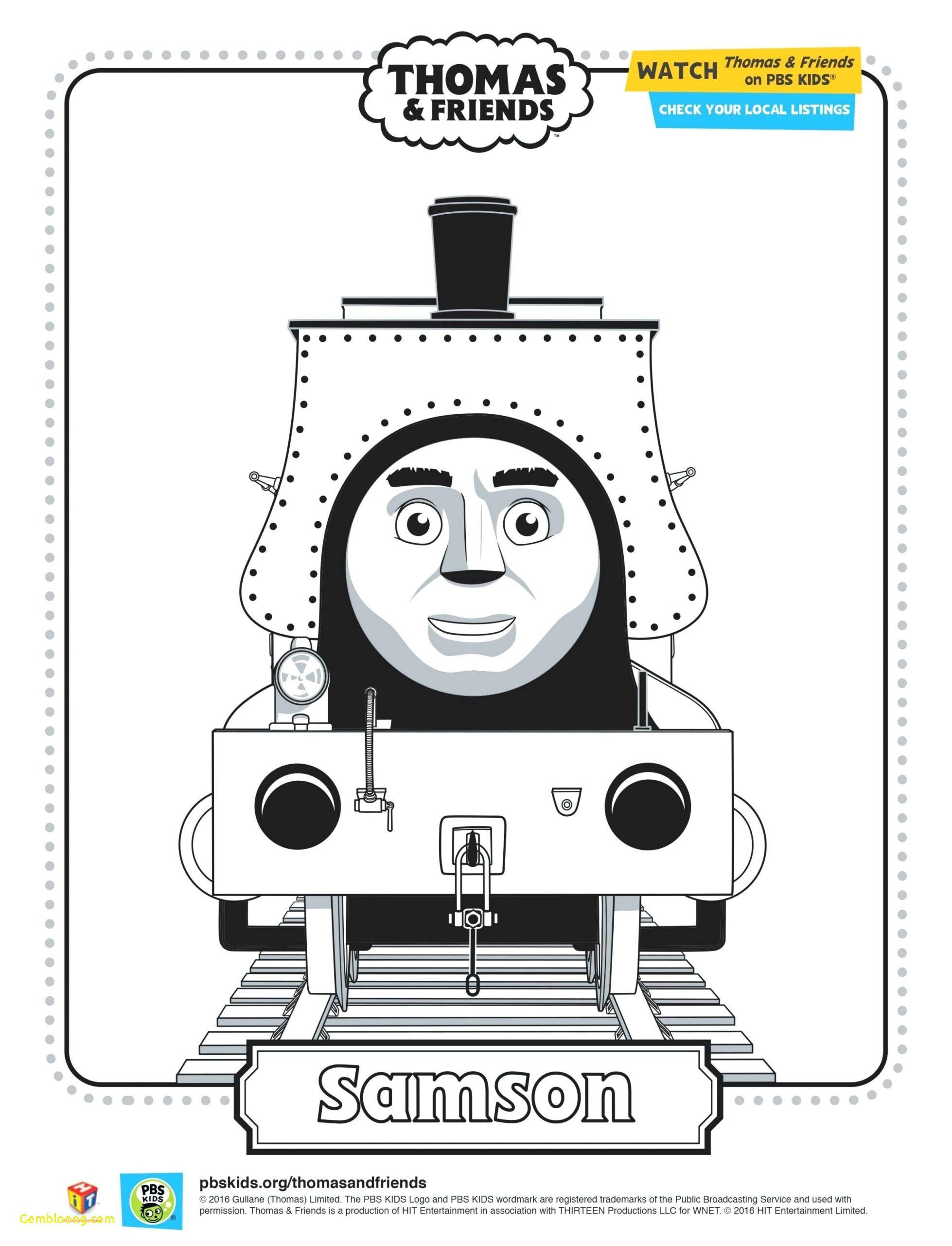 Thomas And Friends Coloring Coloring Pages Thomas The