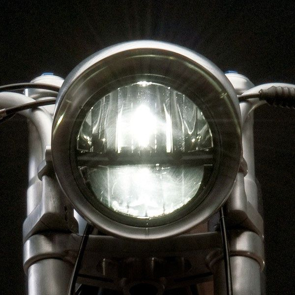 trucklite led motorcycle headlight   motorcycle headlight, moto
