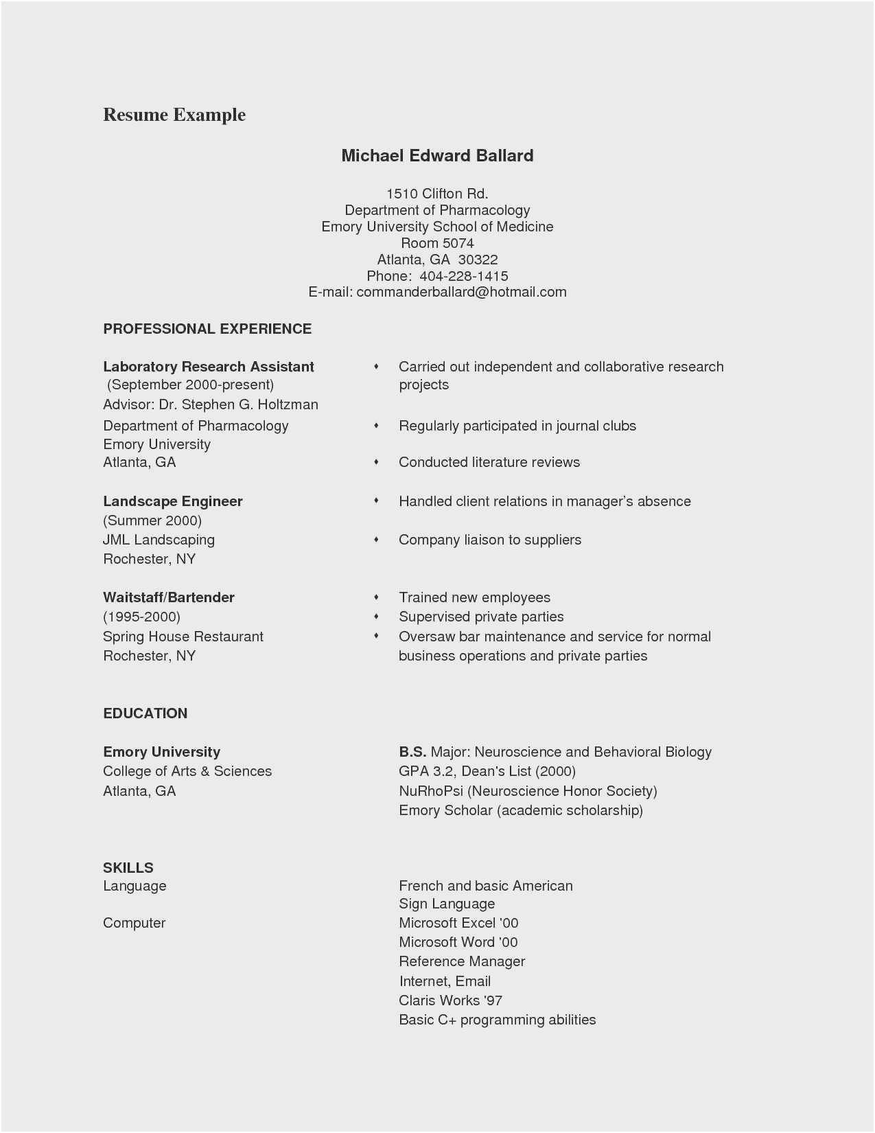 Acting Resume Templates For Microsoft Word Best Of Free Download 60 Free Downloadable Resume Templates For Word Proposal Jurnal Surat