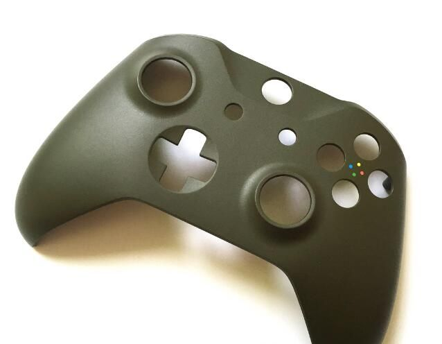 New Original Xbox One S Limited Edition Cover Controller Shell For Xbox One S Controller Battlefield Gray Green Original Xbox Xbox One S Xbox