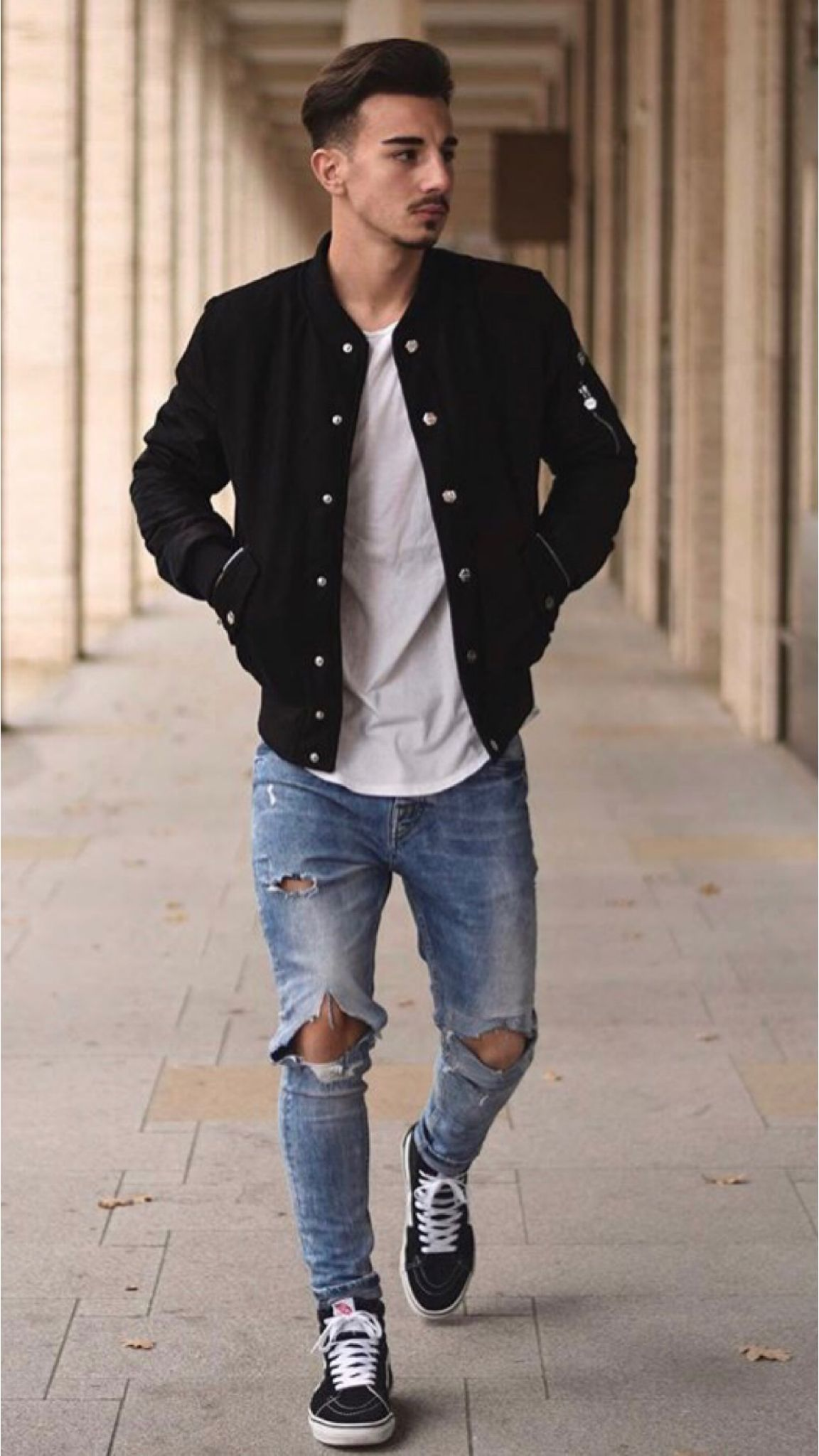 26 Casual Street Style Outfits Vestir Casual Hombre Ropa