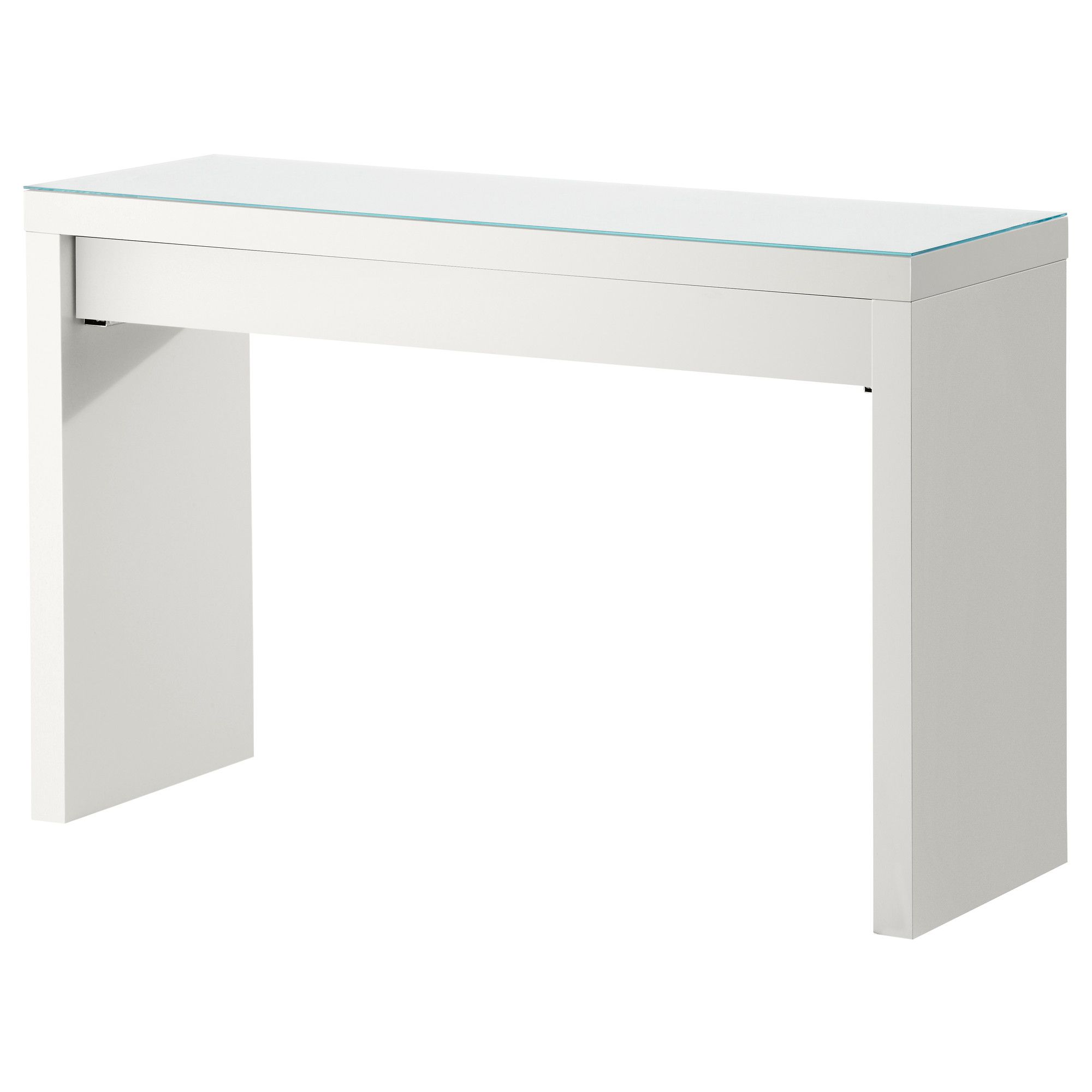 Malm dressing table white deco house och ikea - Mesa auxiliar malm ...