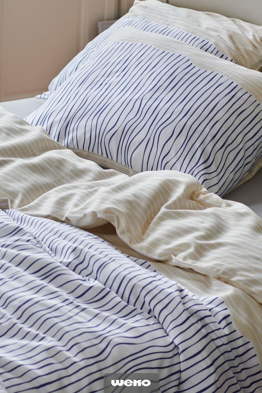 Satin Bettwasche Von Esprit Bettwasche Kissen Bett