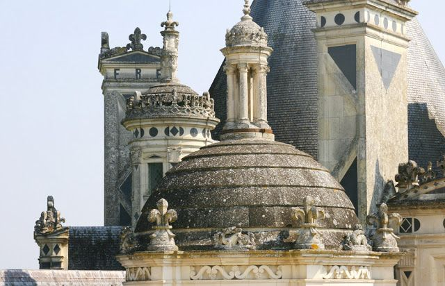Artful Nuance A Tour Of French Roofs And Windows With