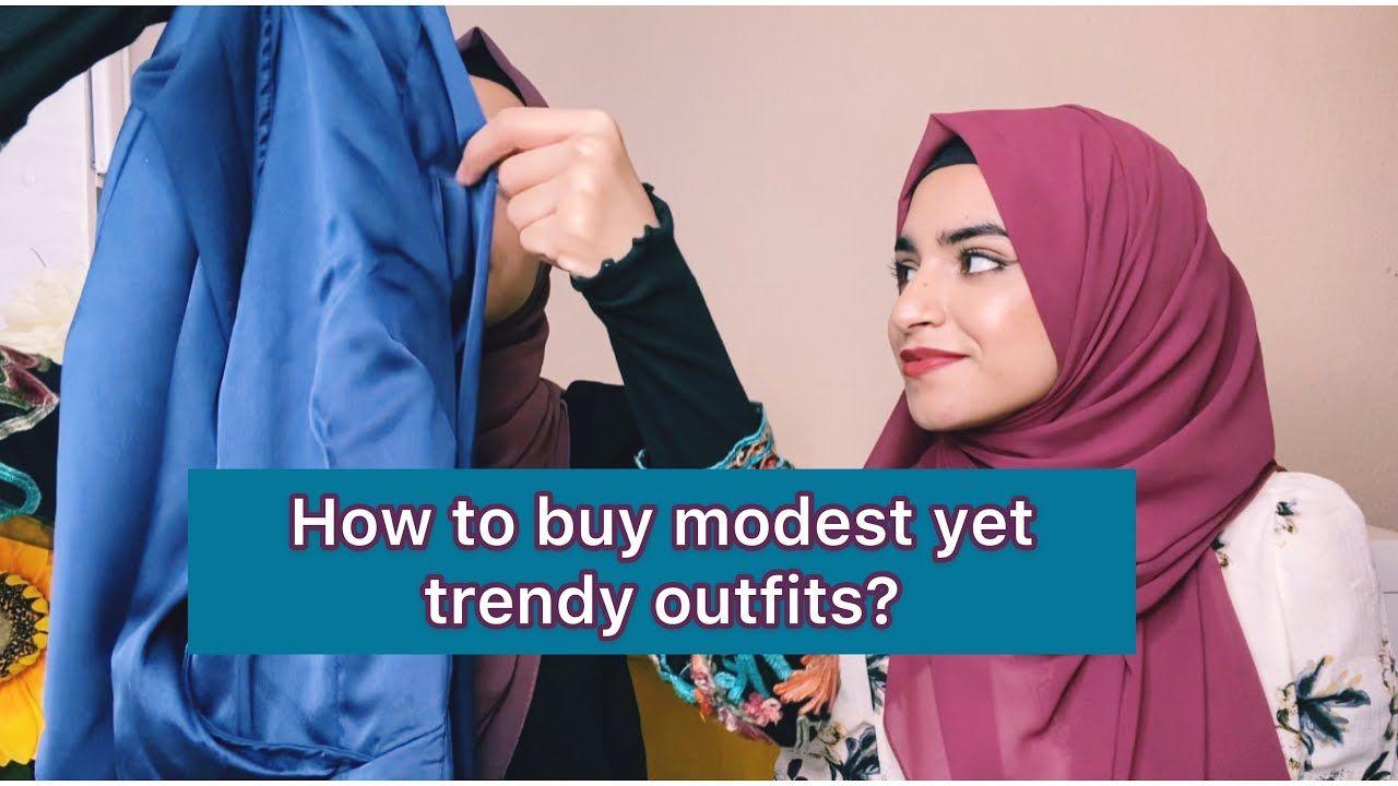 How to buy Modest yet Trendy Outfits | Azka & Ayesha 🧕