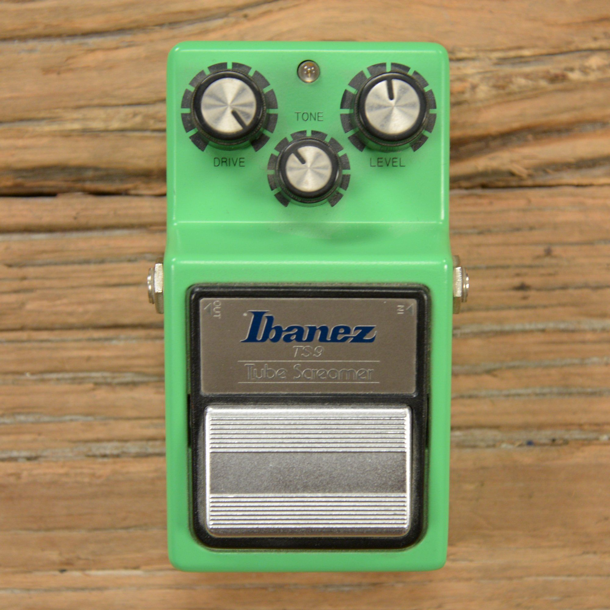 Ibanez TS9 Tube Screamer 1998 w/JRC4558D Chip USED
