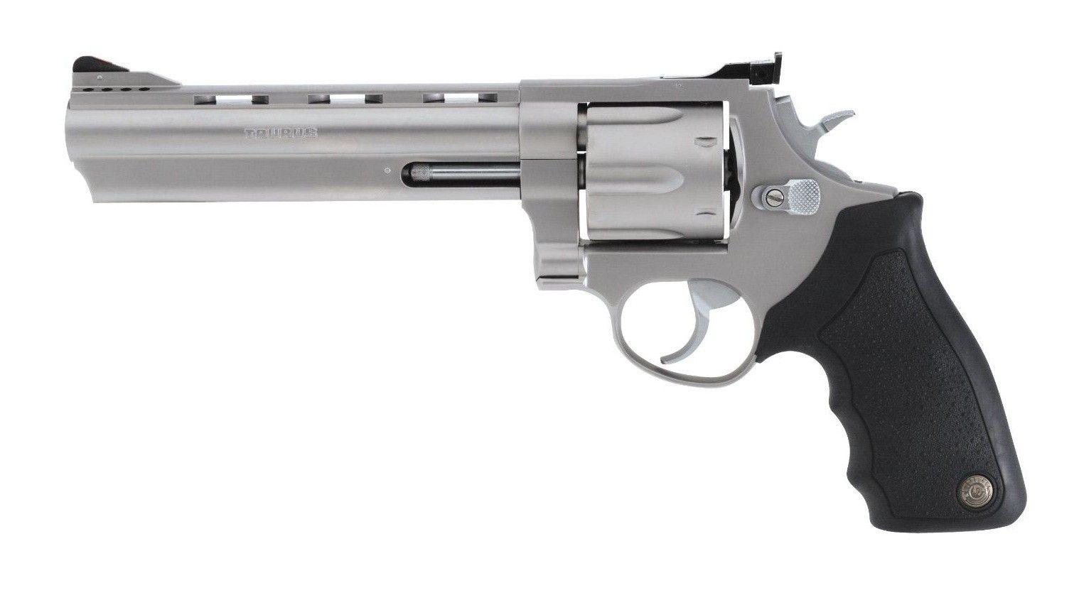 how to draw a magnum revolver