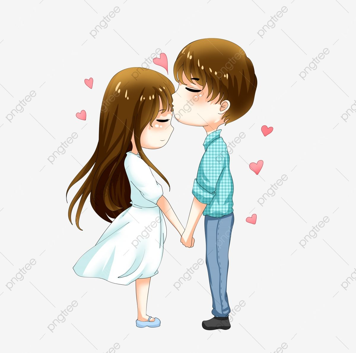 Tanabata Valentines Day Love Couple, Lovers Get Married, Marriage, Fate PNG Transparent Clipart Image and PSD File for Free Download