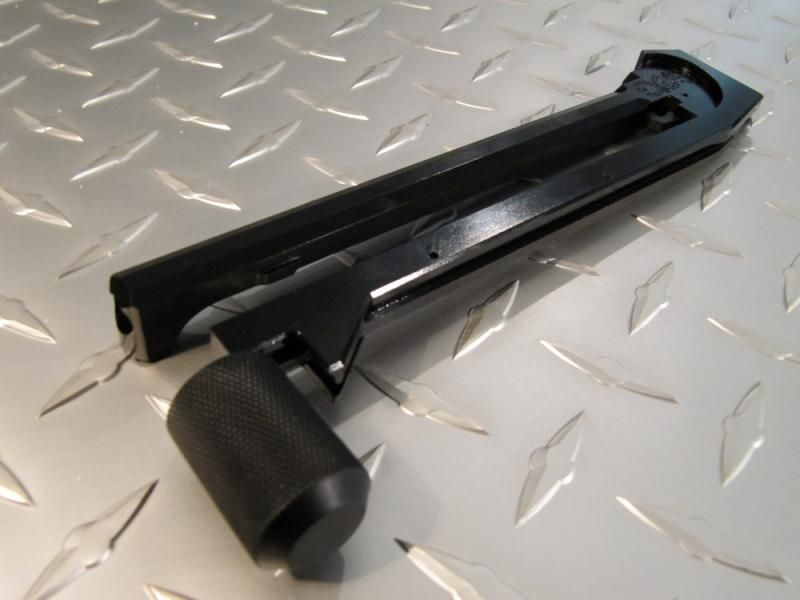 AR-15 Drop-In Side Charging Handle No gunsmithing required and a 5 year warranty - $149 | Slickguns