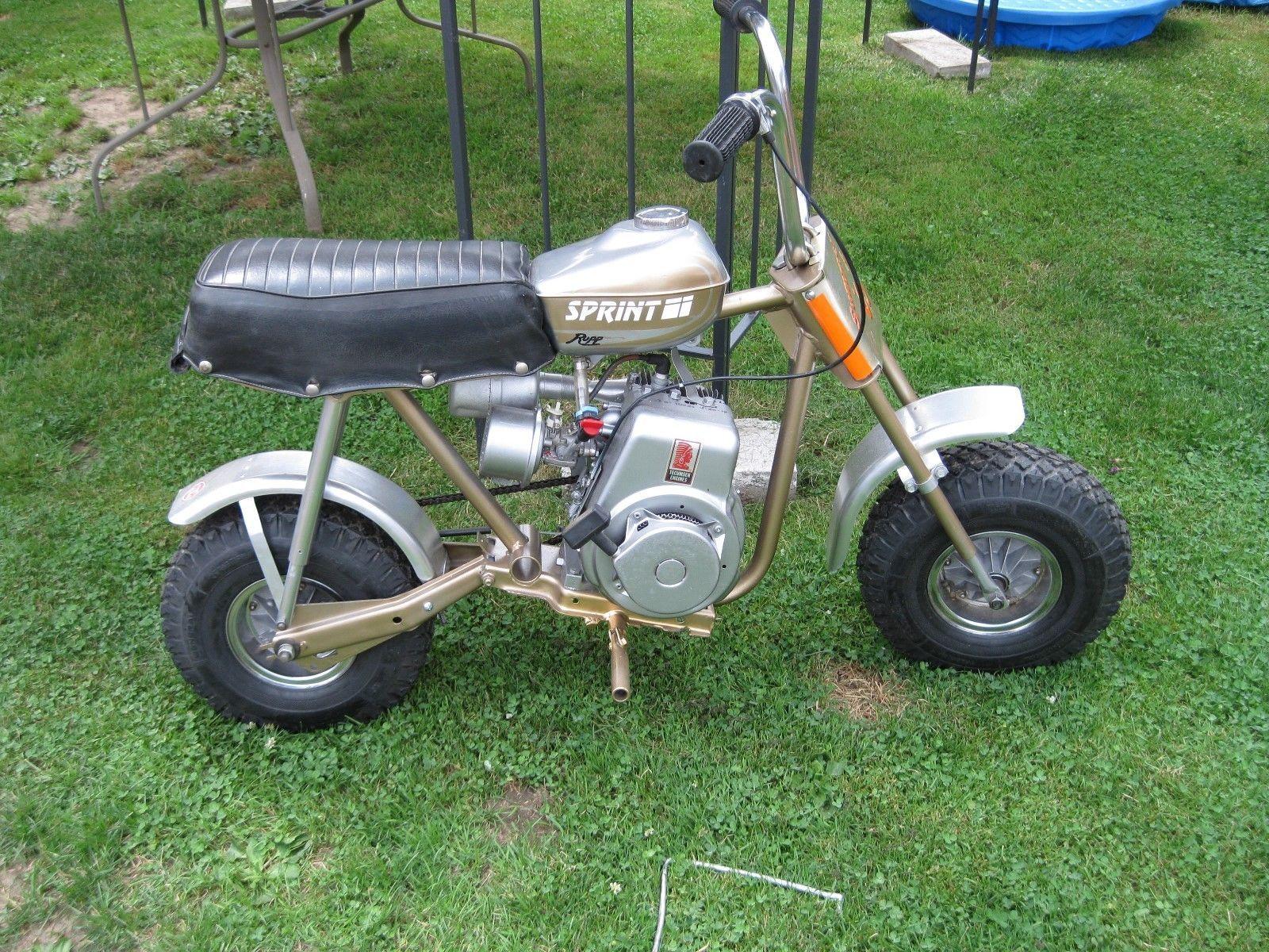1969 Rupp Sprint Mini Bike Ebay Mini Bike Bike Mini