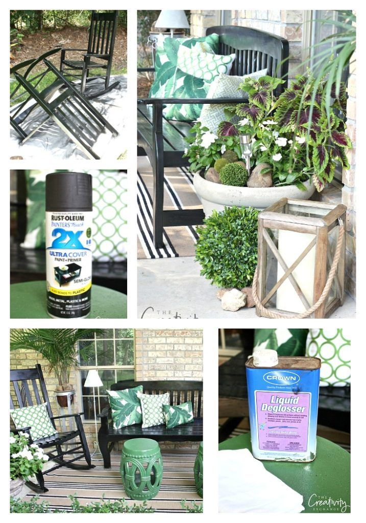 Best Paints To Use For Outdoor Furniture Accessories And