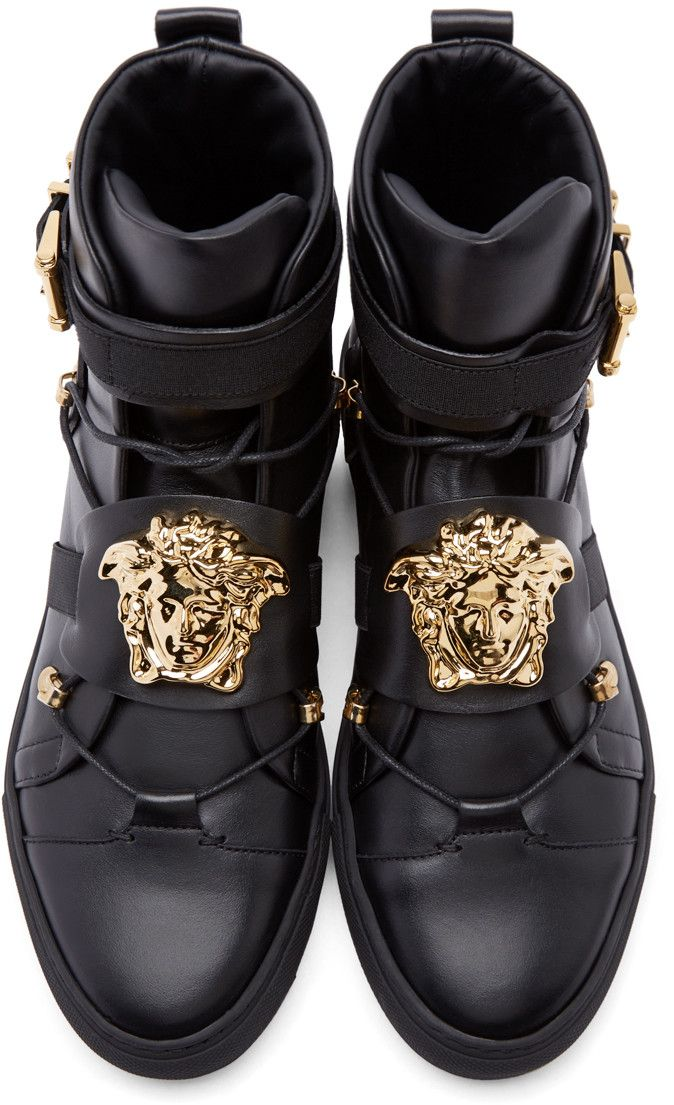 Fashion shoes, Versace sneakers