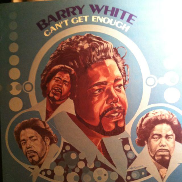 Barry White Record Album Magical Album Covers