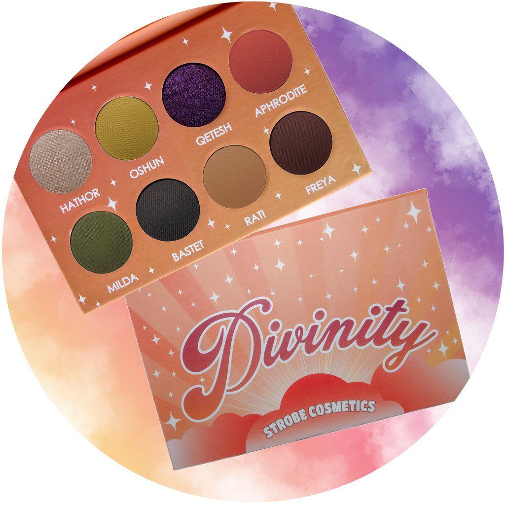 Divinity Eyeshadow Palette Eyeshadow palette, Eyeshadow