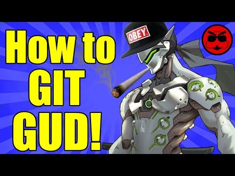 Overwatch Genji Guide Using Ninja Culture! - Game Exchange - YouTube