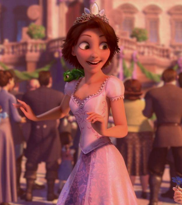Image Result For Tangled Rapunzel Short Hair Rapunzel Short Hair Disney Princess Outfits Disney Rapunzel