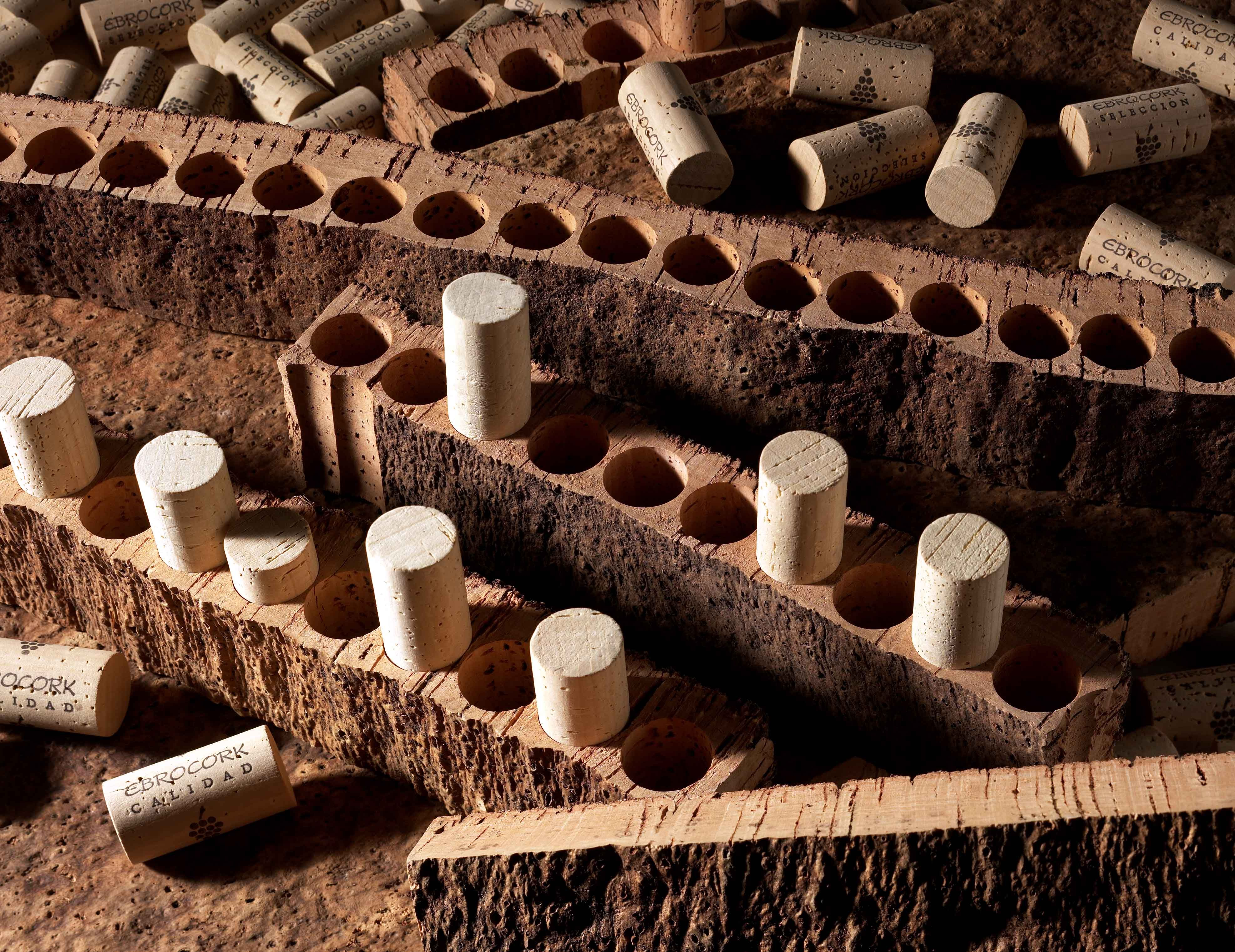 El arte del tapón de corcho en Ebrocork