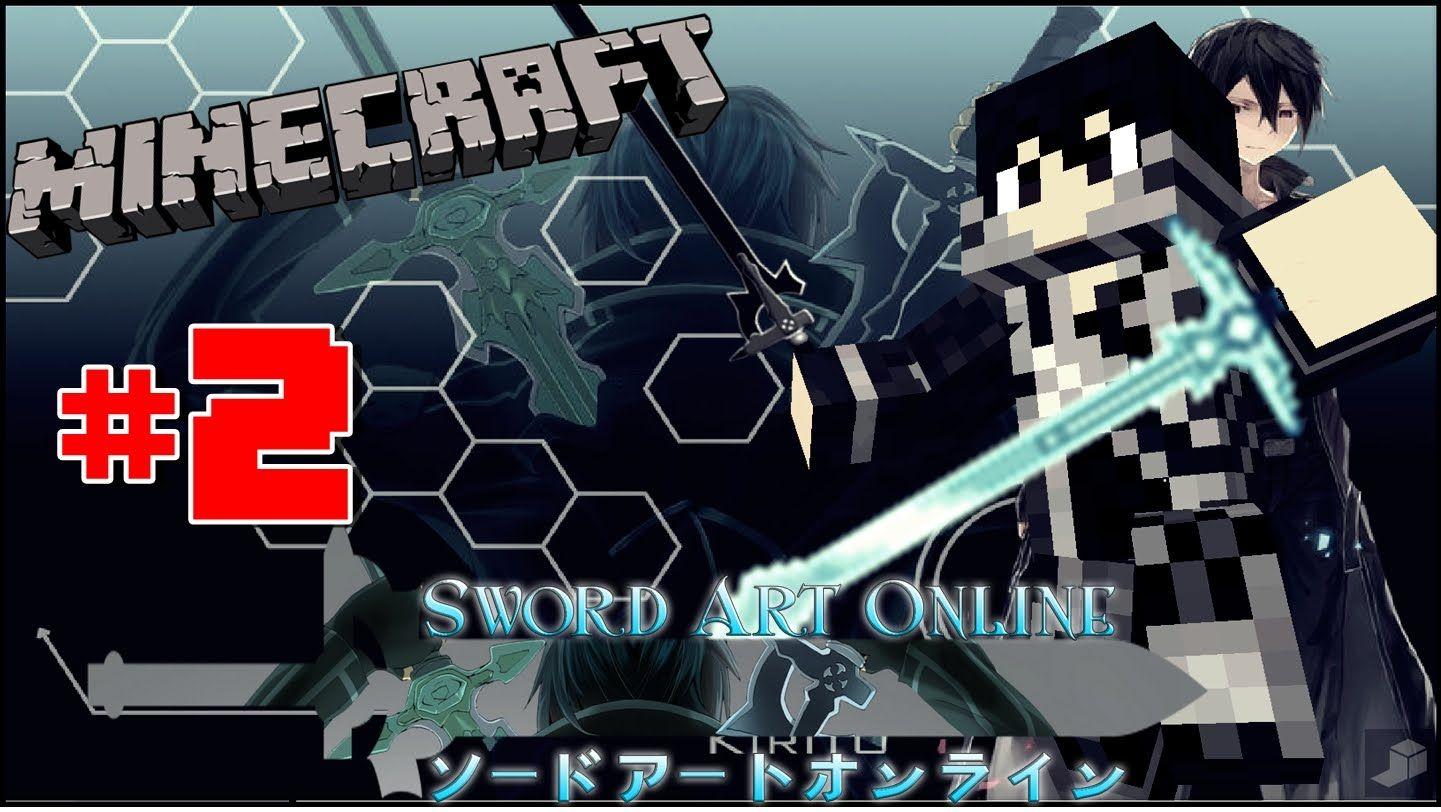 Minecraft Sword Craft Online 2 Song Kiếm Hợp Bich Minecraft