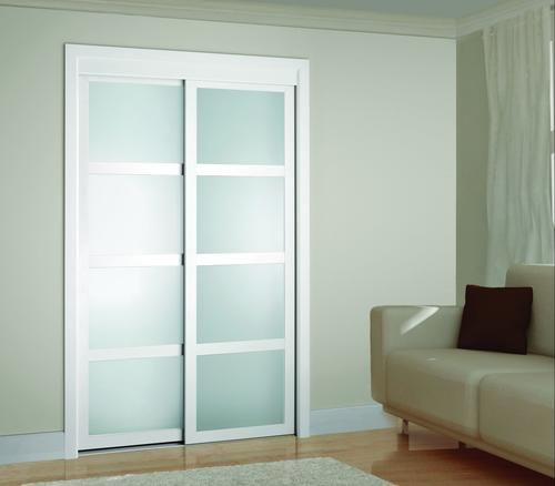 Colonial Elegance Reg Fusion Plus 72 X 80 1 2 Framed Frosted