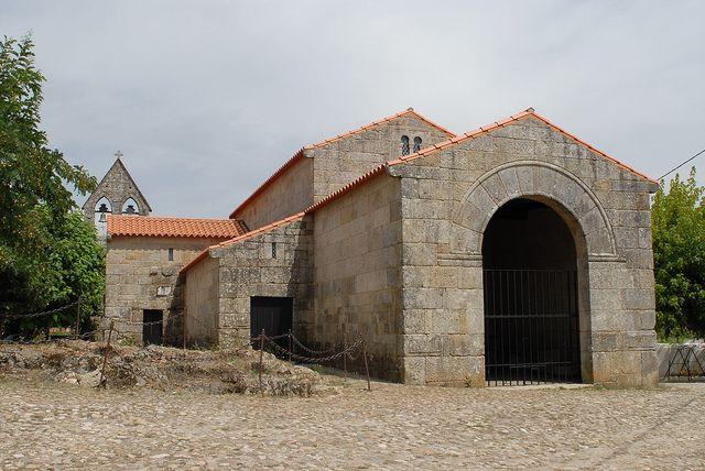 Lourosa - Igreja Moçárabe, Oliveira do Hospital by CCDR - Centro / Região Centro de Portugal, via Flickr