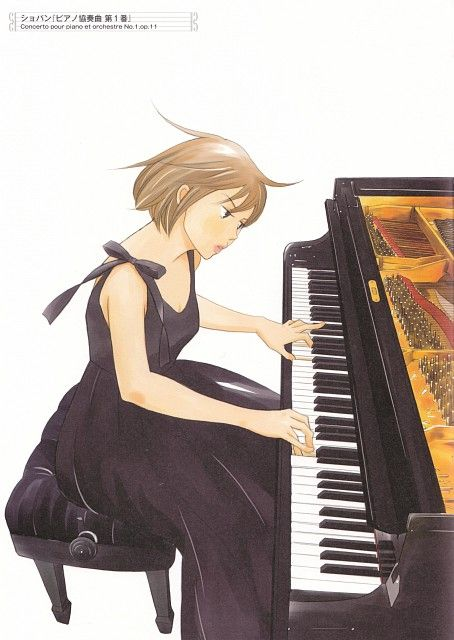 Tomoko Ninomiya Nodame Cantabile Nodame Cantabile Illustrations