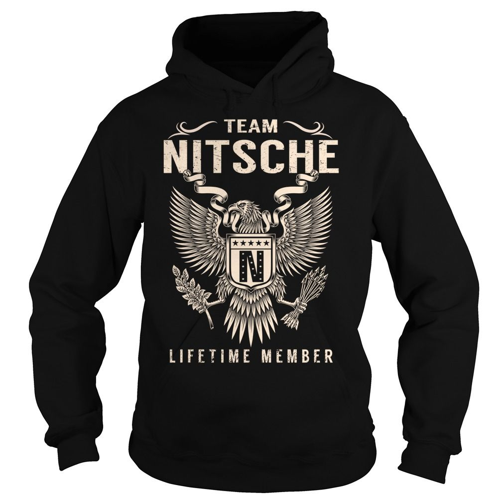 Team NITSCHE Lifetime Member - Last Name, Surname T-Shirt