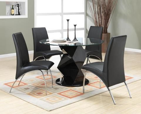 Pin by MIAMI DIRECT FURNITURE on Glass Top Dining in 2018