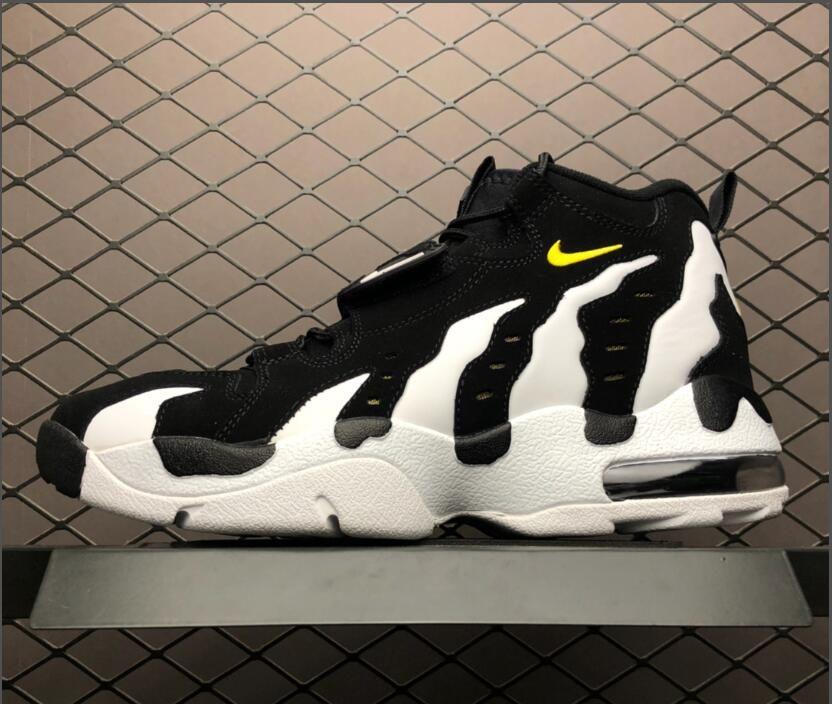 Men's Nike Air DT Max '96 BlackVarsity Maize White 316408 003