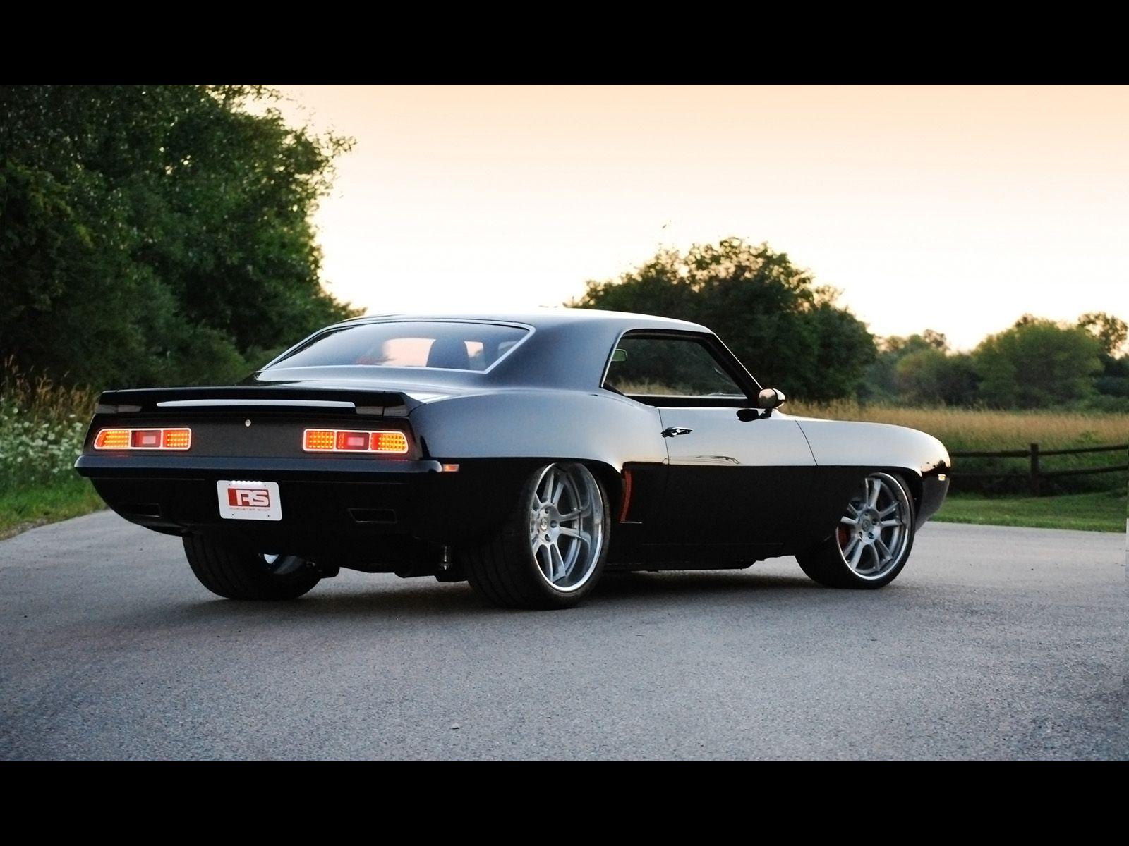 1969 Roadster Shop Chevrolet Camaro | Hystory on wheels | Pinterest