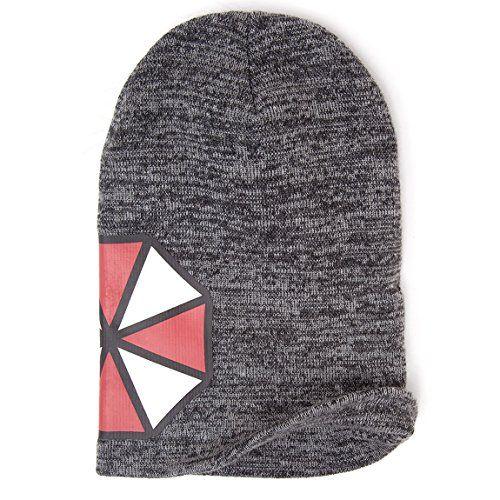 Deadpool Anime Black Beanie Hat  Snowboard Ski Winter Knit Cap Unisex