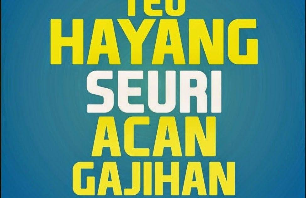 Gambar Kata Marah Bahasa Sunda Di 2020 Dengan Gambar Lucu
