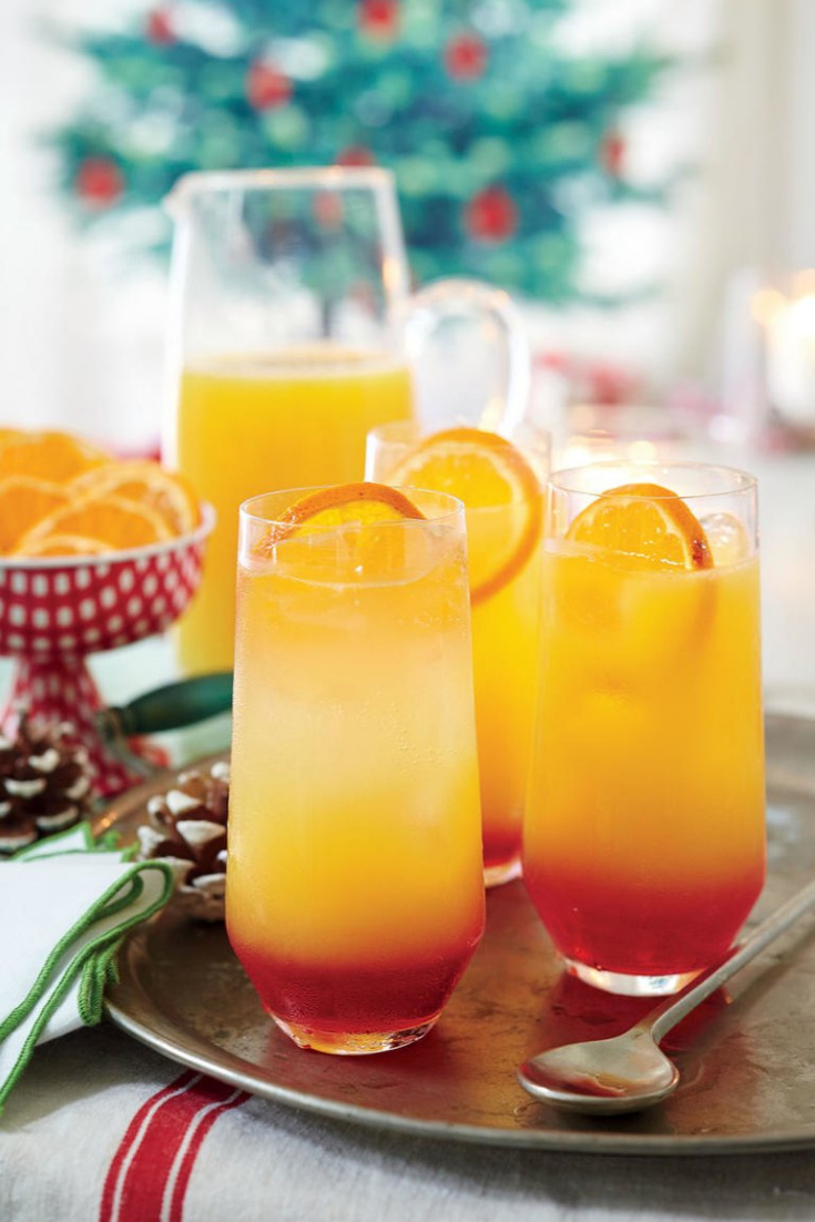 22 Christmas Punch Recipes (Without Alcohol!) That'll Make Holiday Hosting Easy and Oh-So ...