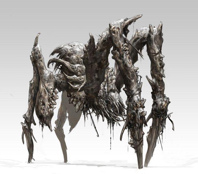 Dead Space 3 Necromorph Abomination