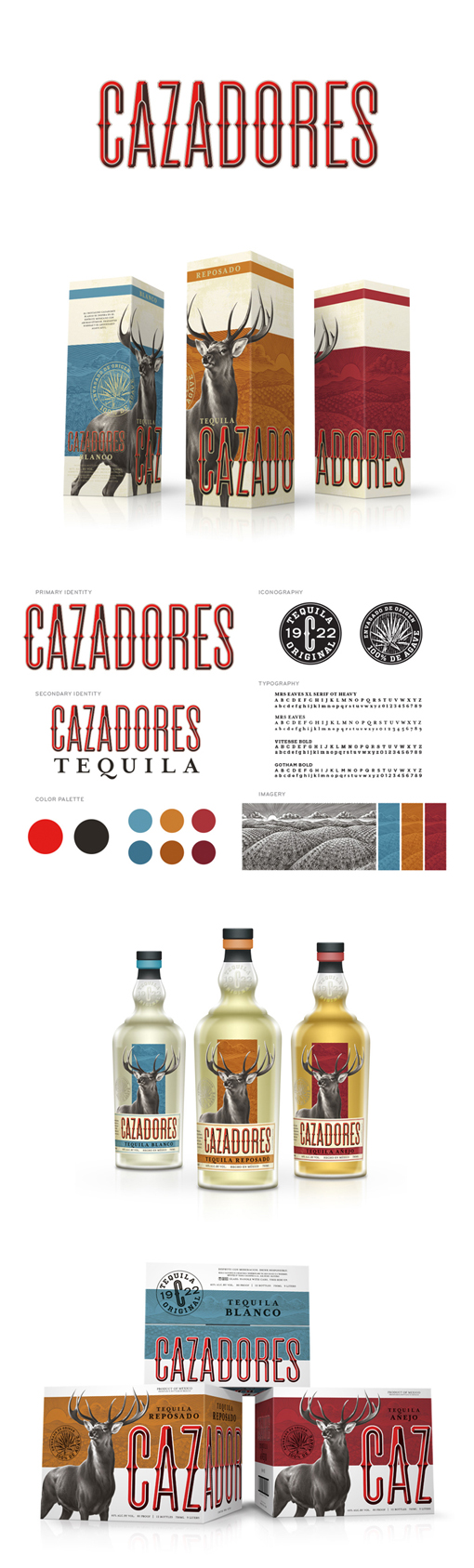 Cazadores TequilaTuesday packaging : ) PD