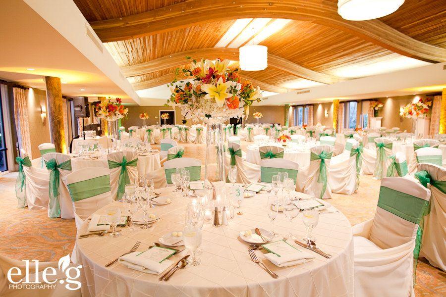 San Diego Mission Bay Wedding Reception Venue